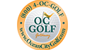 Ocean City Maryland Golf logo