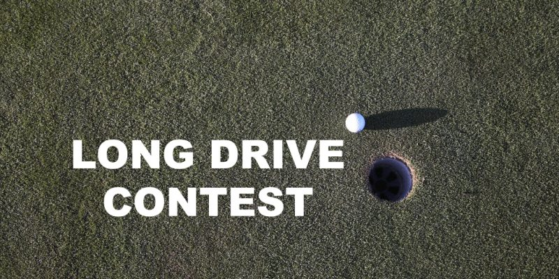 Long Drive Contest