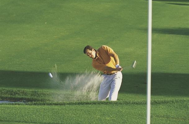 Adjusting a golf swing gets easier